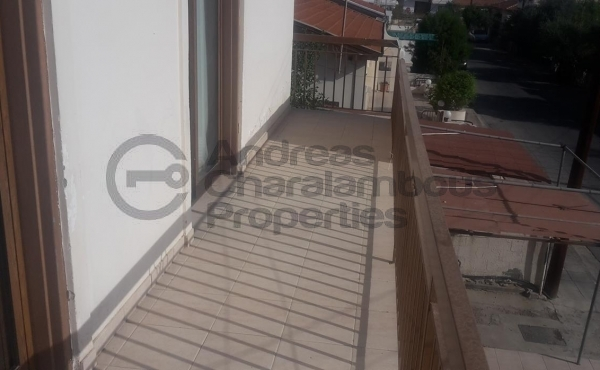 A Fully renovated 2Bedroom Upper House in Strovolos For Sale