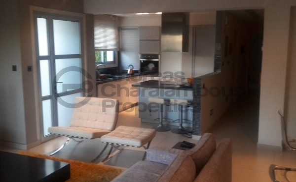 3 Bedroom, ground floor apartment in Strovolos