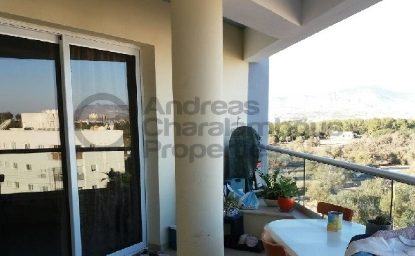2 BEDROOMS APARTMENT IN AYIOS DOMETIOS