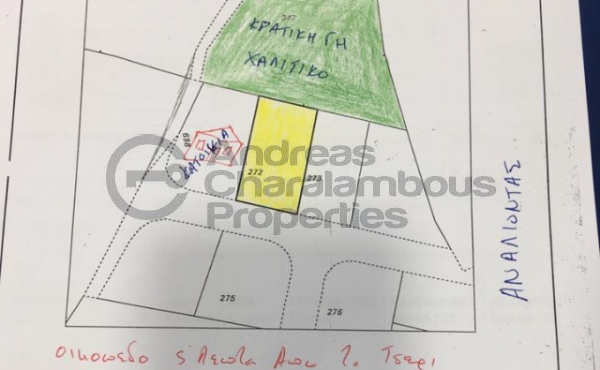 PLOT FOR SALE IN NICOSIA