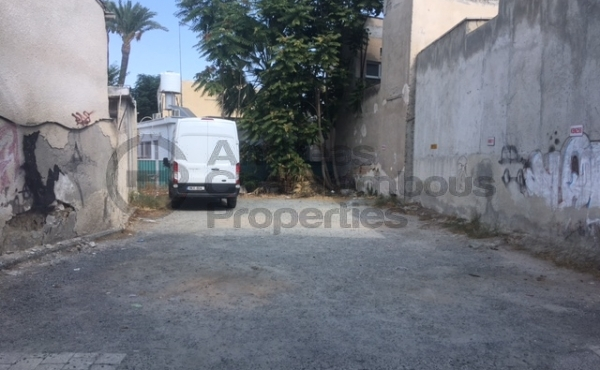 PLOT FOR SALE IN AGIOS ANTONIOS