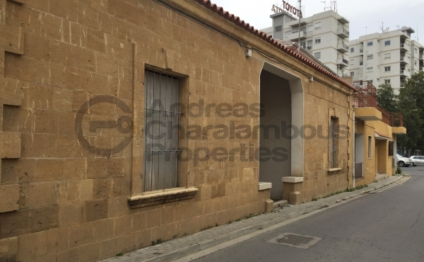 OLD MANSION HOUSE IN NICOSIA'S CENTER